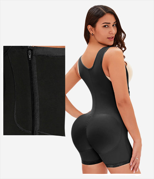 Post-Surgery Full Body Arm Suit Girdle Waist Trainer Corsets Slimming Shapewear