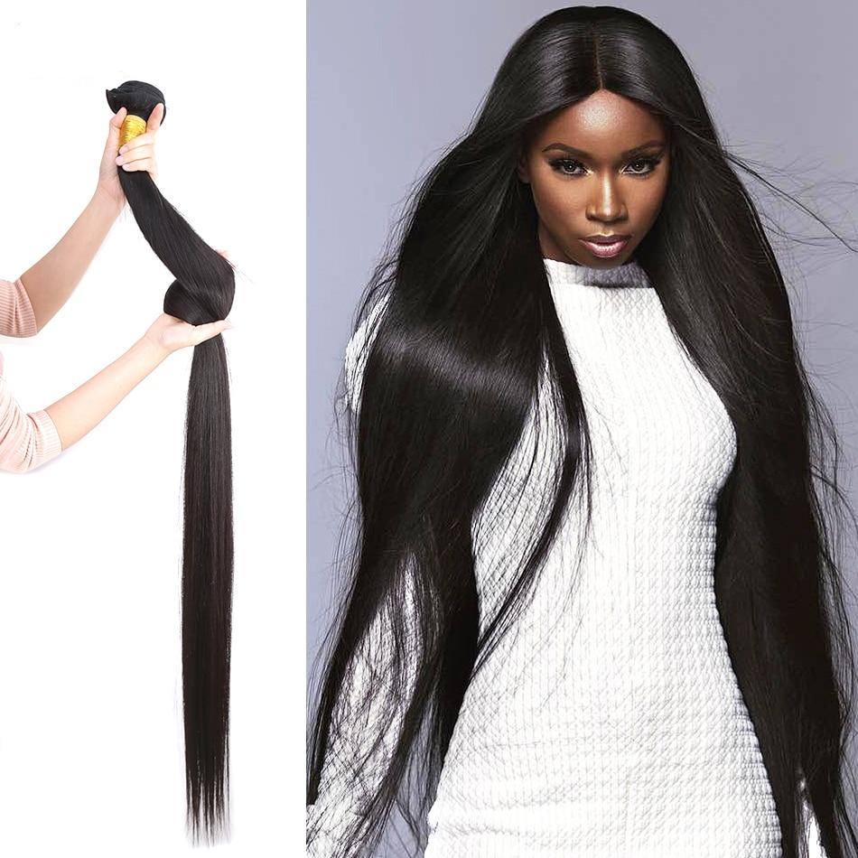 Brazilian Hair Weave Bundles Straight Human Hair - Sheseelady