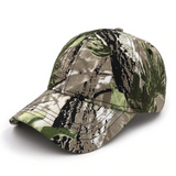 Outdoor Hunting Camouflage Jungle Cap For Unisex