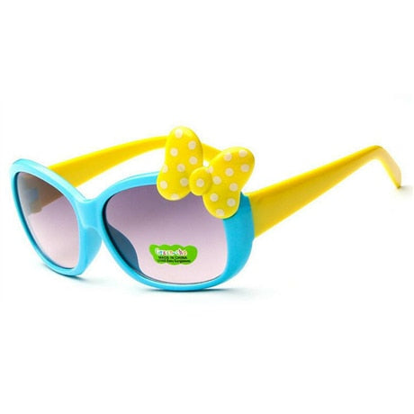 Lovely Kids Sunglasses For Unisex Kids