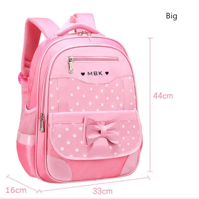 Primary School Bags For Sweet Girls