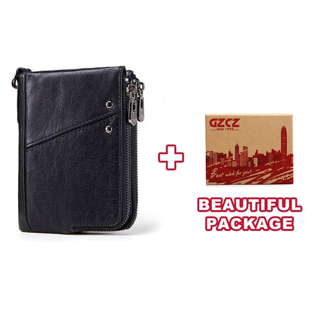 New Fashion Genuine Leather Full Flap And Short Length Women Wallet