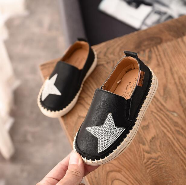 Casual Loafers Moccasins Slip-On Shoes For Boys&Girls - Sheseelady