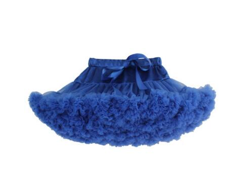 Baby Girls Tutu Skirt Fluffy Children Ballet Kids Pettiskirt Baby Girl Skirts Princess Tulle Party Dance Skirts For Girls - Sheseelady