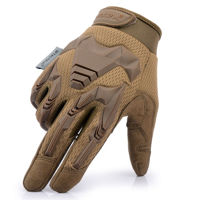 Army Shooting Airsoft Combat Gloves