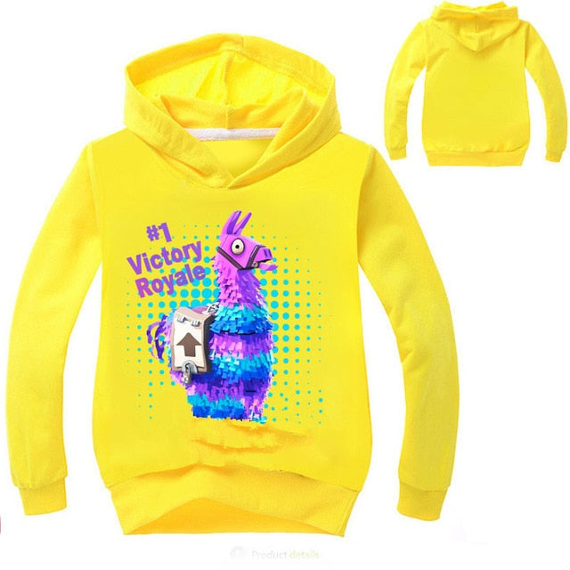 3D Boys Girls Hoodies Game Rainbow Smash Pony Horse Printed - Sheseelady