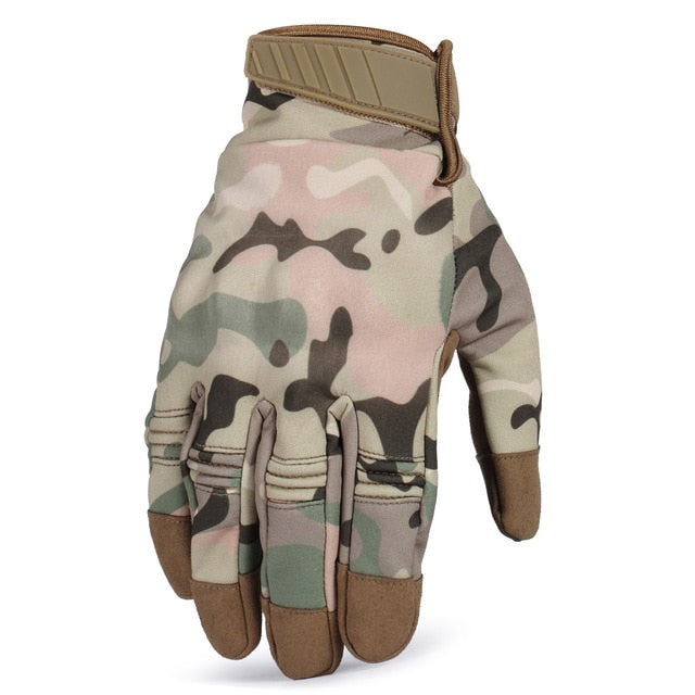 Touch Screen Waterproof Snowboard Gloves