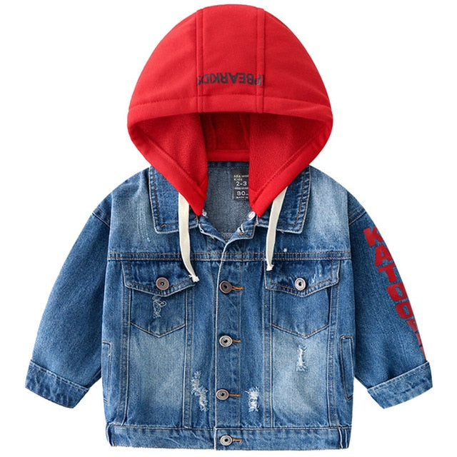 Causal Toddler Cardigan Outerwear For Boys&Girls - Sheseelady