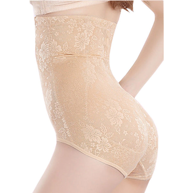 Thin Abdomen Hips Shapewear Butt Lifter Tummy High Waist