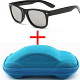Cool Sunglasses With Case For Kids - Sheseelady