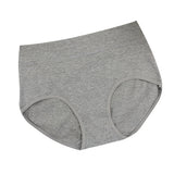Women'S Briefs Comfortable Cotton High Waist Underwear Women Sexy Intimates Ultra-Thin Panties
