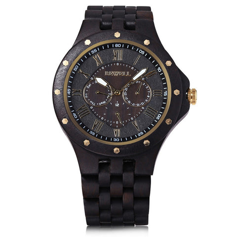 Business Wooden Wrist Watch