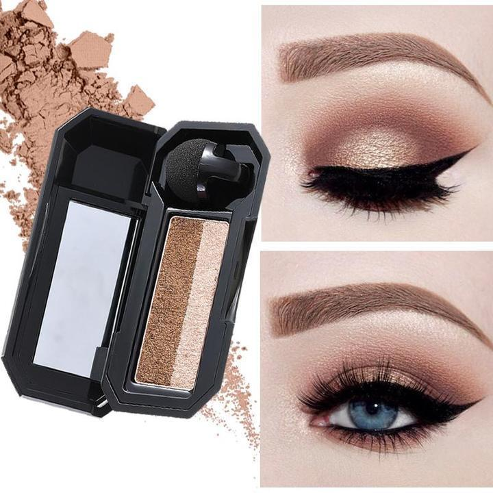 Perfect Dual-color Eyeshadow-cosmetic-DinoStreet-DinoStreet