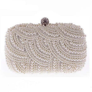 Luxury Pearl Clutch bags