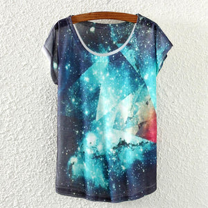 Women's 3D Printed T Shirts