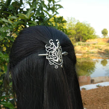 Viking Celtic Knotwork Hairpin