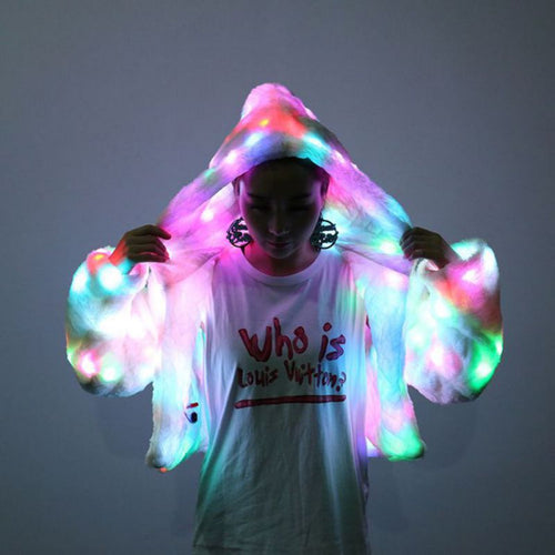 LED Snow Princess Jacket