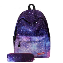 Galaxy Star Universe Space Backpack