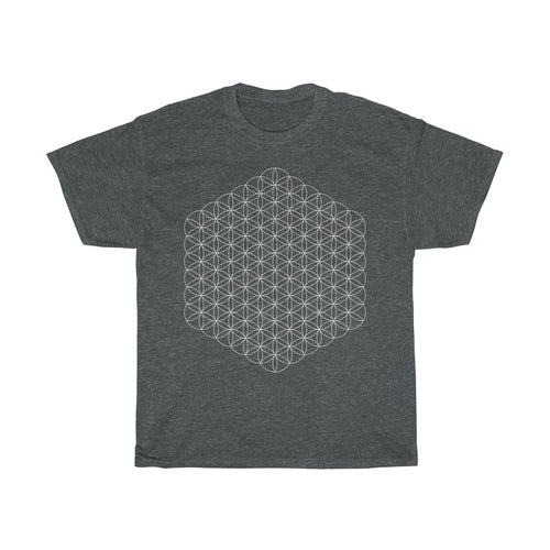 Seed of Life Heavy Cotton Tee