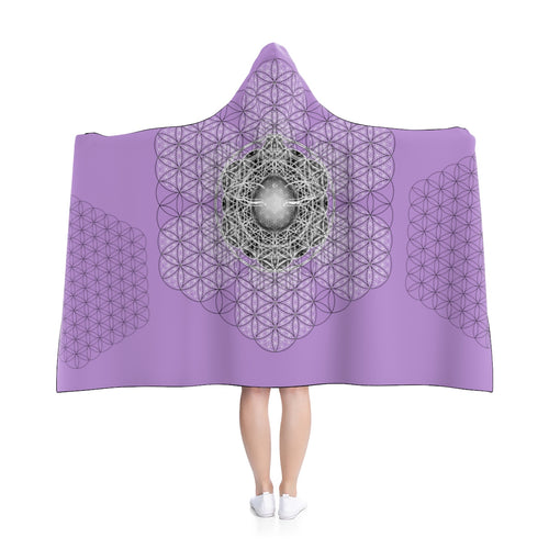Shakti Hooded Blanket
