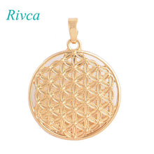 Sacred Geometry Series (in Gold)