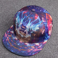 Meditating Space Monkey Snapback