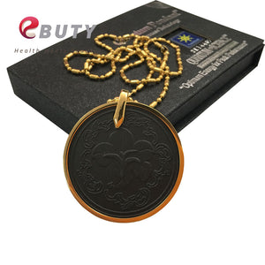 Scalar Energy Quantum Pendant (Electromagnetic Wave Canceling)