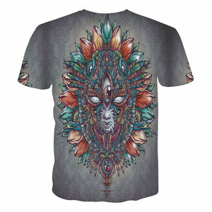 Tribal Mask T-Shirt