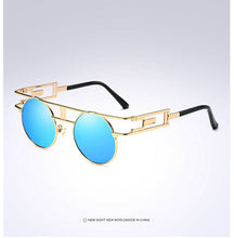 Steampunk Hippie Polarized Sunglasses UV400