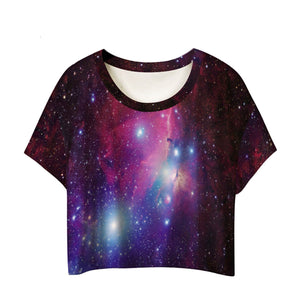 Women's Galaxy Slim Fit Tee