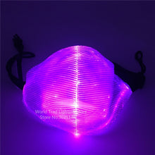 Luminous LED Anti Dust Mask 7 Color Modes