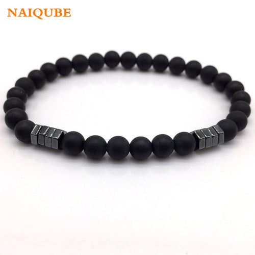 2018 New Fashion stone Bead Charm Bracelet