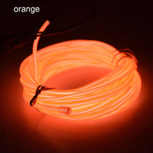 NEW Flexible LED Light EL Wire