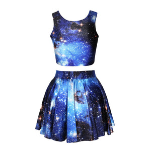 Galaxy Space Print Set