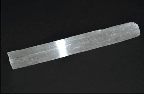Selenite Stick 3 to 4 inches - Wand, Reiki, Chakra Healing