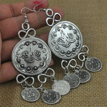 Turkish Coin Earrings