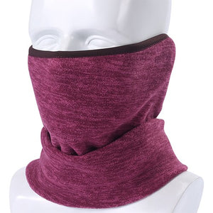 Thermal Half Face Mask Fleece Tube