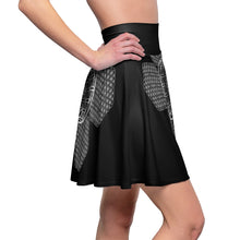 Women's Flower of life Skater Skirt