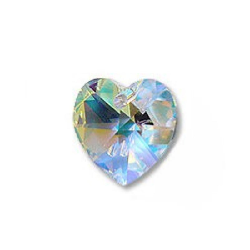 Ab Crystal Heart Prism for crafts