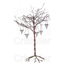 Bronze Metal Wedding Tree Centerpiece