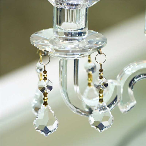 chandelier crystal replacements