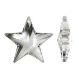 crystal stars beads for chandeliers