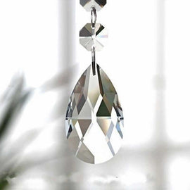 crystal chandelier replacement prisms