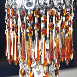 amber chandelier replacement crystals at discounted prices