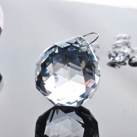 discounted replacement crystal ball for chandelier