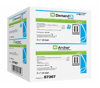 Demand CS insecticide + Archer insect growth regulator Multipak