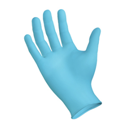 Glove Nitrile Powder Free 5 mil. x-large