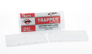 Trapper Rat Glue Trays