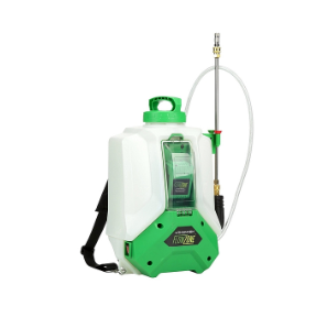 FlowZone Typhoon 4-Gallon Multi-Use Continuous-Pressure 18V/5.2Ah Lithium-Ion Backpack Sprayer