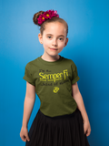 Semper Fi Kind of BROTHER/SISTER Short Sleeve T-Shirt  (Pre-Sale)